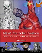 Maya Character Creation, 2003.