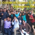 COSMOS Game Design Cluster 2013.