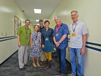USCB Film & Digital Media Symposium '18, Spring 2018.