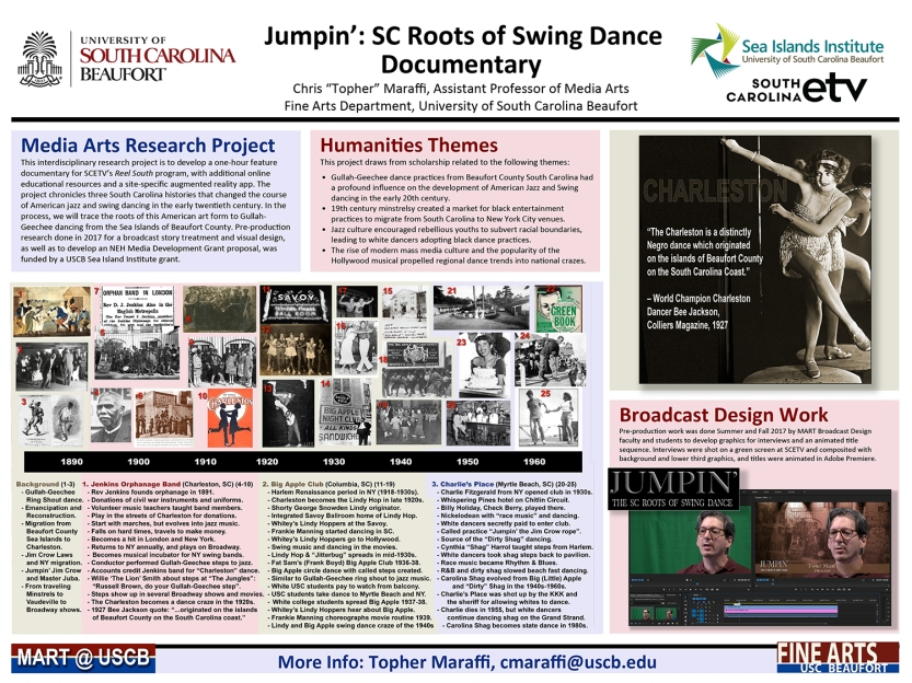 Jumpin' Research Poster