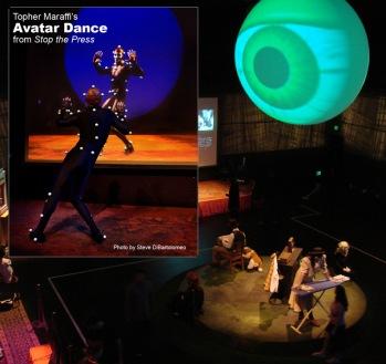 UCSC Avatar Dance Show, 2010.