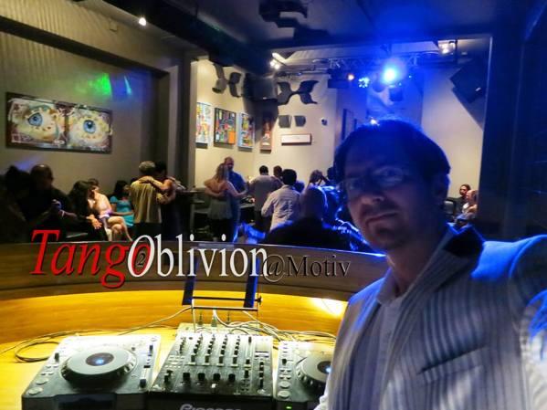 Topher Tango DJ Motiv Club Santa Cruz