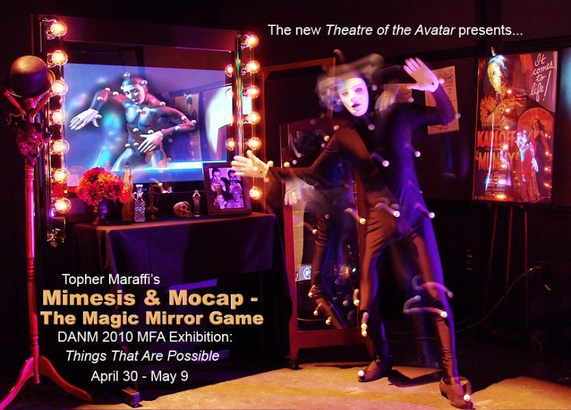 Mimesis & Mocap Show 2010.