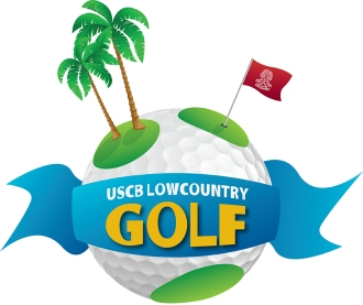 USCB Golf Game Logo, 2016.
