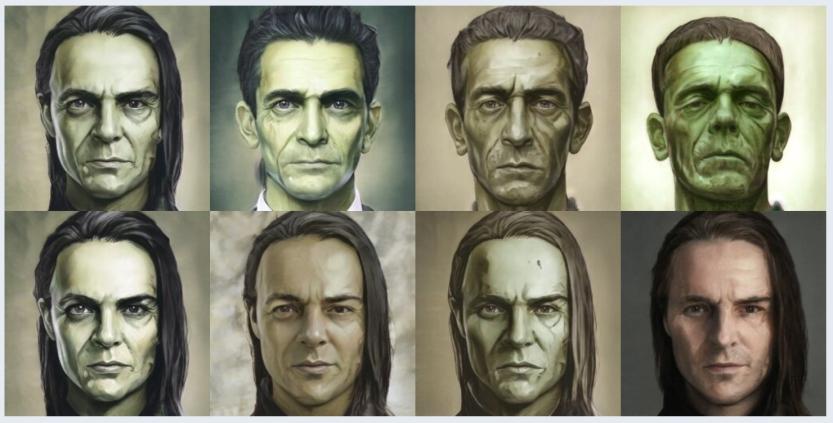 Frankenstein Breeder, Maraffi 2020