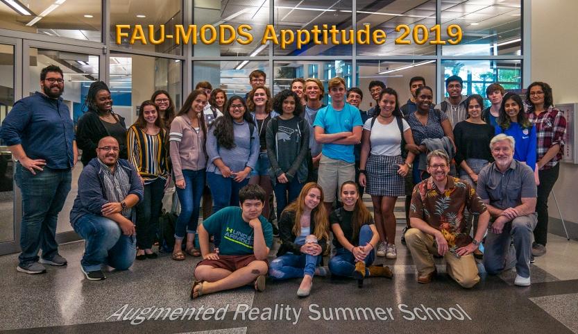 FAU-MODS Apptitude 2019