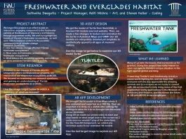 MODS-FAU Freshwater Group Poster 2019