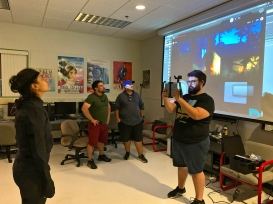 1 Mitchelville Harriet Virtual 3D Pre-production shoot, Fall 2019