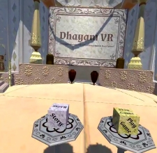 Dhayam VR Unity 3D game design by Monisha Selvaraj, FAU MTEn MFA, Spring 2020.