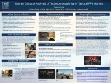 Game Studies Final Poster, Cole, Spring 2021